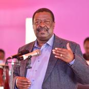 Mudavadi Sends A Special Message To Mt. Kenya People, Reveals This About Uhuru And 2022