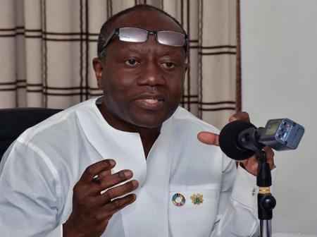We wIll hold Finance Minister-designate Ken Ofori-Atta to strict proof- Dr Clement Apaak