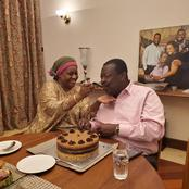 Photos of ANC Leader Musalia Mudavadi Enjoying His 60th Birthday With His Lovely Family