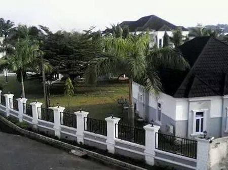 This Is Not An Estate In Dubai, This Multi-Million Estate Belongs To A Former Governor Of Nigeria