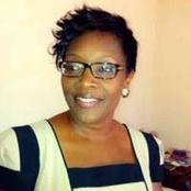 Meet Lucy Musundi, Wife To CS For Devolution Eugene Wamalwa