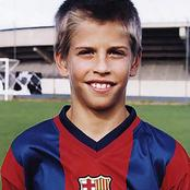7 Youth Pictures Of Famous Footballers You May Not Have Been Able To Guess