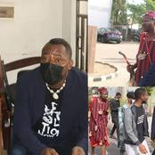 See The Herbalist Sowore Stormed Abuja Court With That Caused Reactions.
