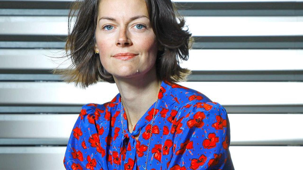 Poppy Gustafsson, CEO of Darktrace, on Fighting Hackers During the Cybercrime Wave