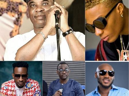 Meet 5 Nigerian Celebrities With Children From Different Baby Mamas