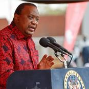 Uhuru Warns Over Spread Of Rumours As He Launched The Supply Of Covid-19 Vaccine