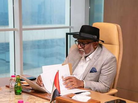 Ondo decide: Akeredolu may not have anyone challenging his victory at the polls
