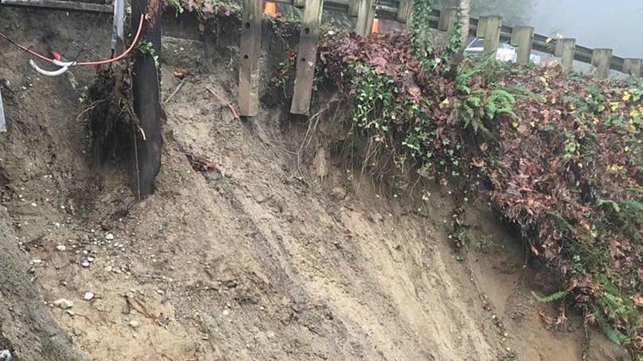 Landslide risk in the Snoqualmie Valley