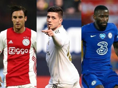 Thursday's transfer rumors – Jovic eager for Man United move