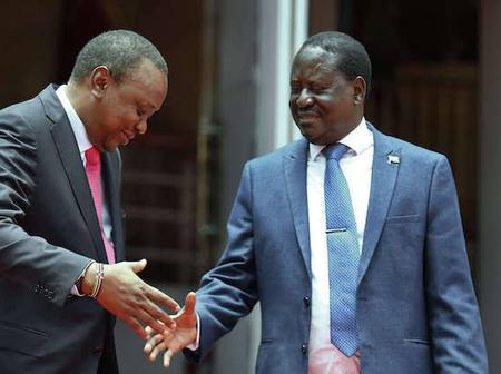 Big Blow to Uhuru-Raila as 6MPs Reveals Why Constitutional Changes Should be Rejected