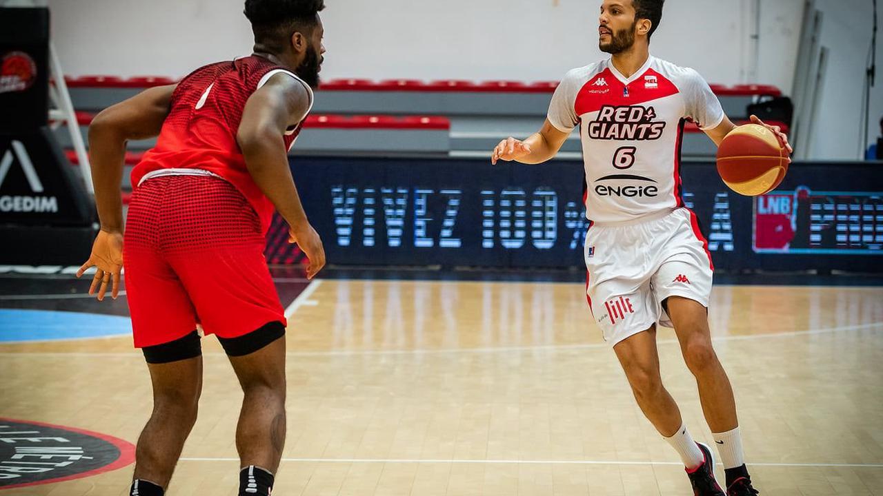 Ancien meneur du Lille Métropole Basket,Jonathan Kazadi part en deuxième division allemande, auMedipolis SC Jena.