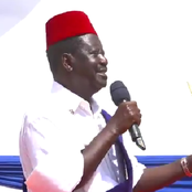 Raila Launches Attacks at Kenyan Police Officers