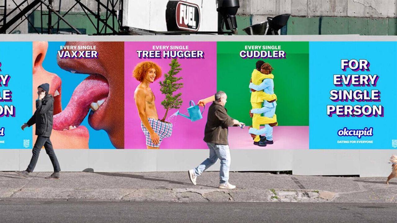 OkCupid präsentiert neue weltweite Markenkampagne