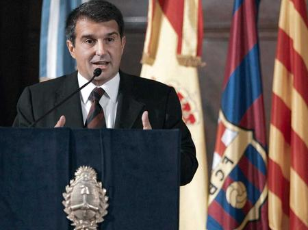 Official: Presidential Candidate Laporta Lists Names To Join His Board If Voted As Barca President