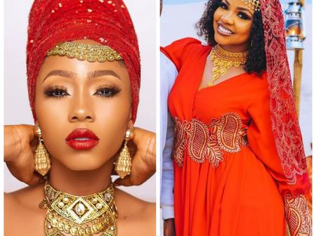 Who rocked the Arabian outfit better between Mercy and Nengi?