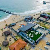 Check Out Some Views Of Popular Elegushi Beach In Lagos