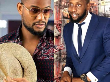 Opinion: Nollywood upcoming actor, Ray Emodi is more handsome than Alex Ekubo. See photos.