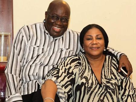 Will Rebecca Akufo Addo support Nana Akufo Addo this time around?