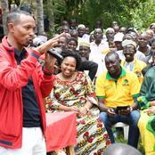 Mohammed Ali's Sentiments on Matungu Rally Anger Netizens