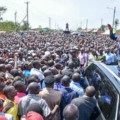 Influential Tangatanga Politicians Who Held a Mighty Rally in Matungu on Thursday