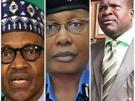 Ozekhome Drops Bombshell On Buhari's Appointment Of Baba Akali As Acting IGP.
