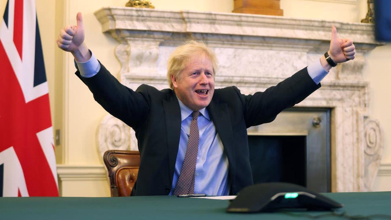 ERG blesses Boris's Brexit deal ahead of Commons vote
