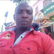 Photos:Young guy who disappeared mysteriously after planning to expose Ngirici's dirty linen