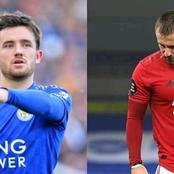 Chelsea fans can't believe what Ben Chilwell did to Luke Shaw after Manchester United draw
