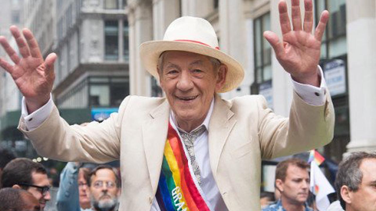 Sir Ian McKellen says Hamlet is bisexual, so happy Pride to Shakespeare fans