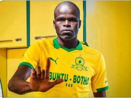 Willard Katsande could move from Kaizer Chiefs to Mamelodi Sundowns
