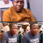 See what Sunday Igboho told his followers not to do to After IGP said he should be Arrested (Video)