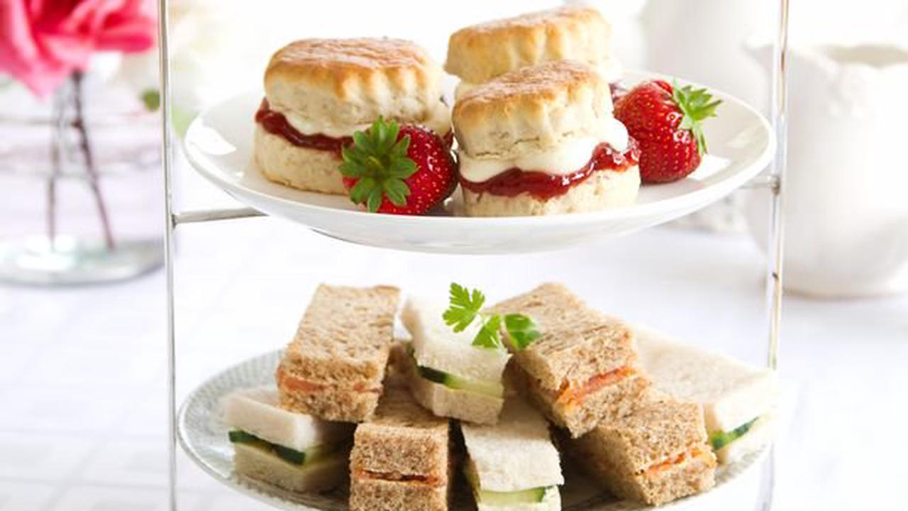 Berkshire's best afternoon teas perfect for a post-lockdown treat