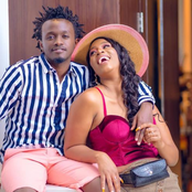Kifua Ni Yako; Netizens Tell Diana Marua After Raising 'Concerns' On Bahati's Love Song 'Mi Amor'