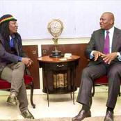 Santé du PM, Hamed Bakayoko : voici l'émouvant message d'Alpha Blondy et ses recettes médicales