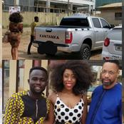 I felt like a Star driving Kantanka Car-American Singer Shares her experience driving Ghana Made Car