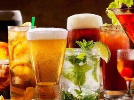 Alcohol can help you burn your fats, see how much you must drink to lose weight fast.