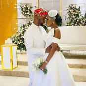 Jenifa, Toyin Abraham and Others Congratulate Debola as He gets Married to Daughter of a Fmr Governor