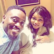 See Photos Of Ruth Kadiri, Ini Edo, Others With Toosweet Annan On Movie Set