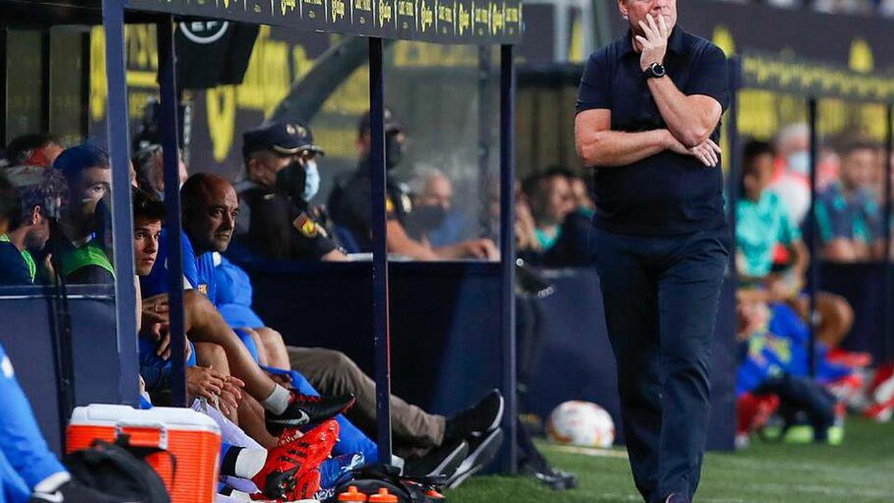 Barça-Coach Koeman weiter unter Druck