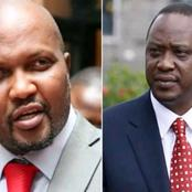 Mp Moses Kuria Breaks Silence After Uhuru's Meeting in State House With BBI Framers