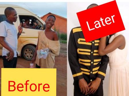 Check Out a Couple's Before versus After Photos That's Causing a stir Online