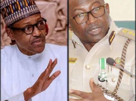 Today's Headlines: No Armed Herdsmen In Nigeria – NIS Boss, Buhari Won't Allow Ethnic, Religion Violence – Garba