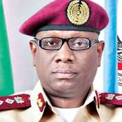 FRSC Corps Marshall Solicits For More Support From Word Bank To Achieve Corporate Strategic Goals