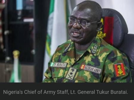 Shortly after CNN report on lekki massacre, See what the chief of Army staff said