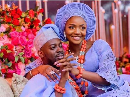 Nigerian Singer Simi, Reveals How She Knew Adekunle Gold Was The Right Man For Her