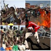 Today's Headlines: Fulani Herdsmen Attacks Ekiti, Nigerian Soldiers Kill Many Boko Haram In Borno