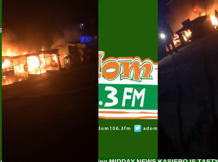 Another sad news hit Ghana - See full details(Video)