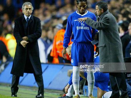 Do you have any cousins that can play like you in the Ivory coast? Mourinho on how he signed Drogba.
