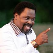 TB Joshua Warning To The World