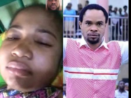 When Ada Jesus Went To Beg Prophet Odumeje, Read What He Said She Should Do In Order To Get Cured